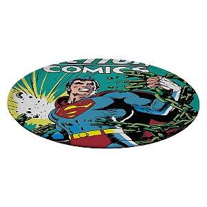 Prato Decorativo Giratório de Melamina DC Comics Superman - 39 cm
