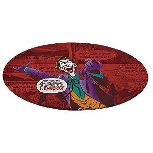 Prato Decorativo Giratório de Melamina DC Comics Joker - 39 cm