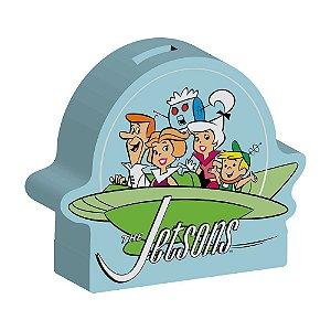 Cofre Decorativo de Cerâmica Hanna Barbera Os Jetsons Passeio em Família - 25 cm