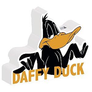 Cofre Decorativo de Cerâmica Looney Tunes Patolino Daffy Duck - 19 cm