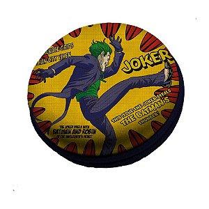Caixa de Som Redonda DC Comics Joker - 8 cm