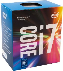Processador Intel® Core™ i7-7700 Kaby Lake 3.60 GHz BX80677I77700