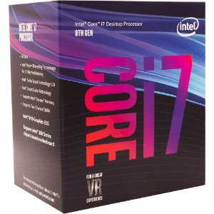 Processador Intel® Core™ i7-8700 Coffee Lake 3.2GHz BX80684I78700