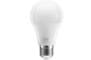 Lampada Led Bulbo A60 9W 3000K Brilia Smart 436325 - Bivolt