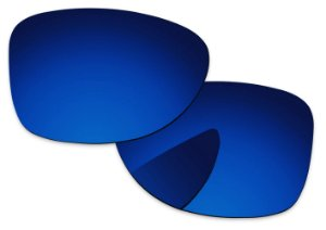 a2166f2cb Lentes Para Oakley Juliet - Neon Blue - SL IMPORTS