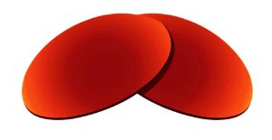 1a360d413f4ce Lentes Para Romeo 1 - Ultra Red e Kit de Borracha Branco - SL IMPORTS