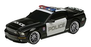 Carrinho Controle Remoto Ford GT500 Police Car - Multilaser BR448