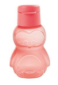 Tupperware Eco Kids Tupper Garrafa Pinguim 350 ml Guava