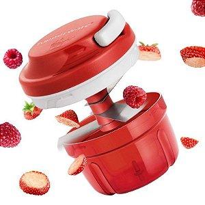 Tupperware Turbo Chef 300 ml Vermelho