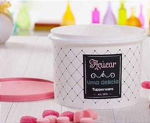 Tupperware Caixa Bistrô Açúcar 1,4 kg