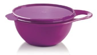 Tupperware Mini Criativa 1,4 Litro Roxa