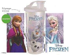 Tupperware Copo com Bico Frozen 470 ml