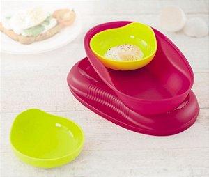 Tupperware Kit 3 peças Instant Gourmet + Instant Egg