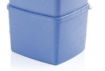 Tupperware Jeitoso 900 ml Azul Serenity