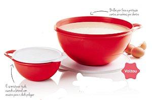 Tupperware Kit Criativa Vermelha 2 peças