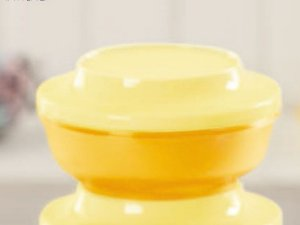 Tupperware Tigela Redonda Actualité 650 ml Amarela
