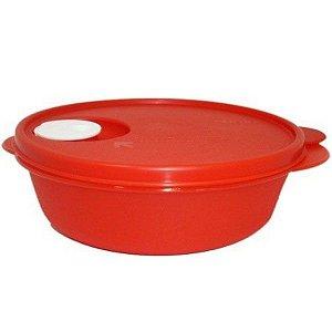 Tupperware Cristalwave Vermelha 1 Litro