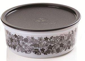 Tupperware Delicatesse Instantânea Flores PB 1,75 L