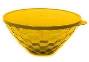 Tupperware Tigela Prisma Amarela 3,5 Litros