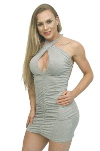 Minivestido sensual em Viscolycra PO06