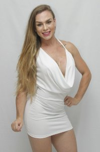 MINIVESTIDO SENSUAL EM ELANCA LIGHT CT05