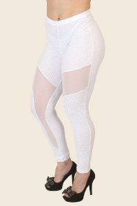 Legging Sensual transparente JR13