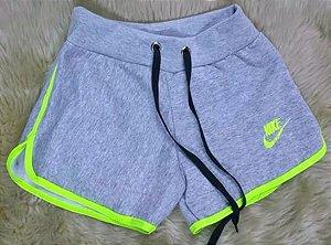 Shorts Nike Feminino de Moletom