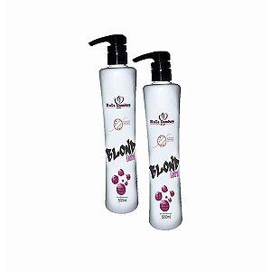 Kit Progressiva Blond Control 2 passos (Shampoo Anti-Residuos + Ativo)
