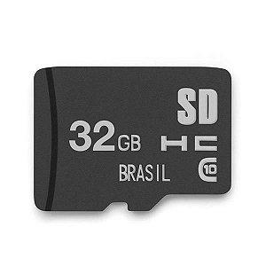 CARTAO DE MEMÓRIA SD 32GB CLASSE 10 MULTILASER