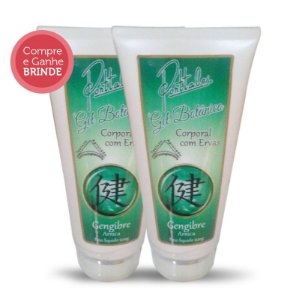 Kit Gel Botânico - 200g