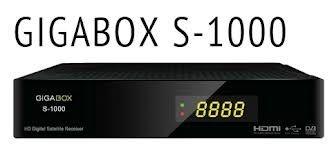 Gigabox s1000 hd para sks/iks/cs