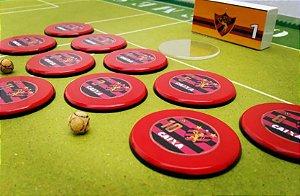 Time de Botão do Sport Recife Em Acrílico