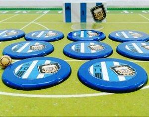 Time De Botão Da Seleção Argentina