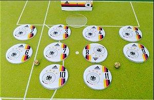 Time De Botão Alemanha (Cristal)