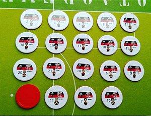 Time De Botão Flamengo De Todos Os Tempos