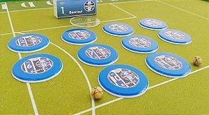 Time de Botão Grêmio tricolor