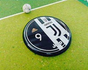 Time de Botão Juventus ITA (arte embutida)