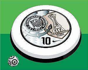 Time De Botão Do Corinthians Campeão Mundial 2012 (12 botões)
