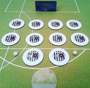 Time e Botão Botafogo/PB