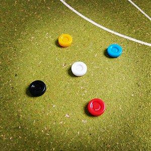 Bola-bolinha Para Futebol De Botão/ Mesa (pastilha)