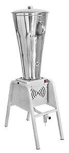 Liquidificador Industrial baixa Rotação 30 Litros Cavalete