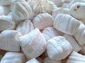 Balas de coco caseiras com castanhas | 1 Quilo