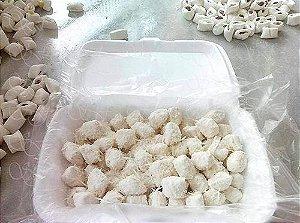 Balas de coco  geladas - Tradicionais 1 kg