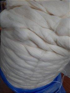 Lã Merino p/ Feltragem - Pacote com 100Gr