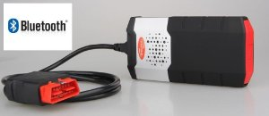 Scanner Automotivo Delphi Bluetooth 20mts Sinal