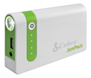 Carregador Bateria Automotiva/Celular/Tablet Cobra Jumpack 7500mah