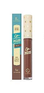 Batom Líquido Latika Lip Matte Nude nº33