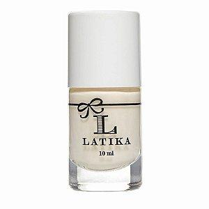 Esmalte Latika Branco Vanilla Ice Cream 3 Free