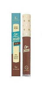 Batom Líquido Latika Lip Matte Nude nº38