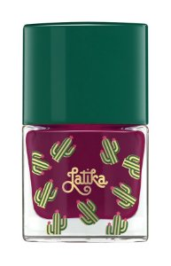 Latika Nail Vinho Cactus Flower